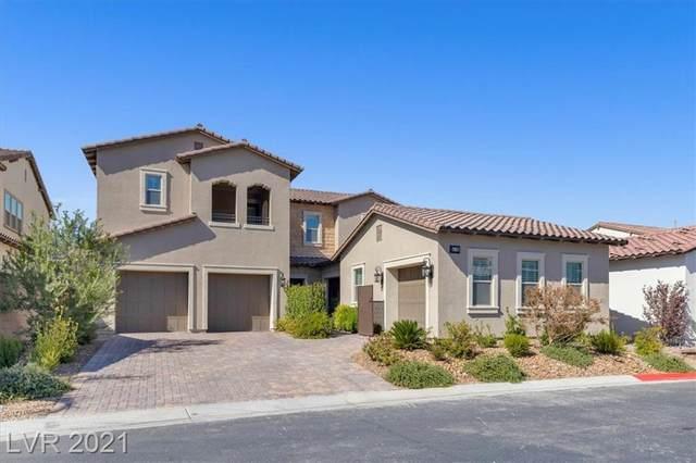 4120 San Capri Way, Las Vegas, NV 89141 (MLS #2342197) :: Keller Williams Realty