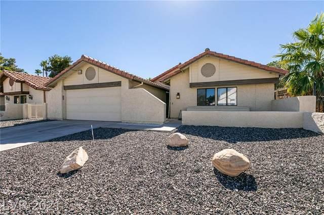 2721 Sidonia Avenue, Las Vegas, NV 89102 (MLS #2342201) :: Lindstrom Radcliffe Group