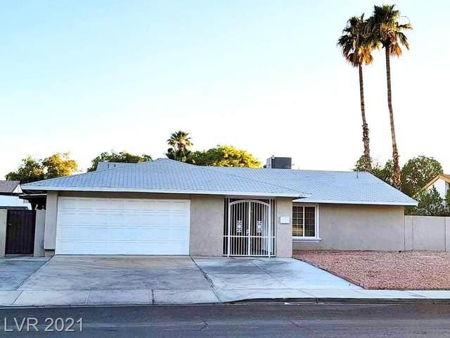 2317 E Reno Avenue, Las Vegas, NV 89119 (MLS #2342226) :: Jeffrey Sabel