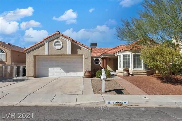 2223 Little River Court, Las Vegas, NV 89156 (MLS #2342231) :: The Perna Group