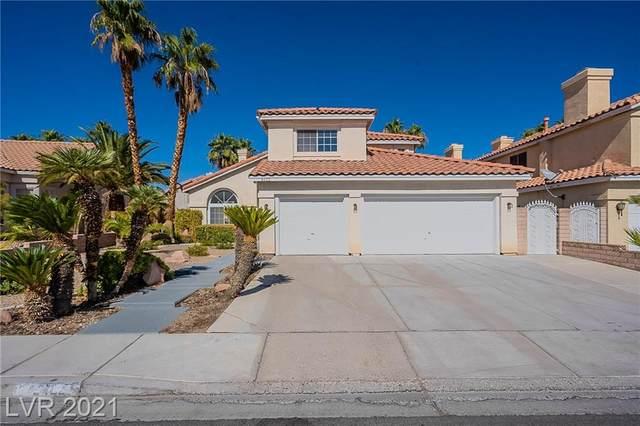 8422 Tibana Way, Las Vegas, NV 89147 (MLS #2342235) :: Jack Greenberg Group