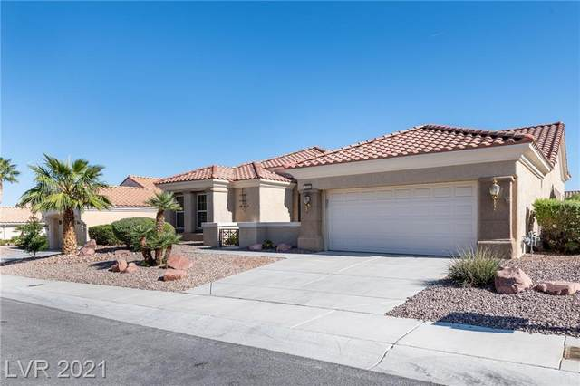 2220 Beacon Ridge Drive, Las Vegas, NV 89134 (MLS #2342236) :: Alexander-Branson Team | Realty One Group