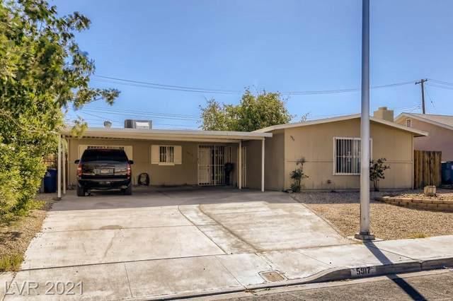 5917 W Bartlett Avenue, Las Vegas, NV 89108 (MLS #2342239) :: Kypreos Team