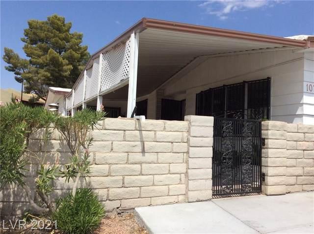 107 Sir George Drive, Las Vegas, NV 89110 (MLS #2342287) :: Coldwell Banker Premier Realty