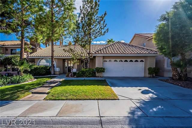 8309 Tivoli Cove Drive, Las Vegas, NV 89128 (MLS #2342305) :: Coldwell Banker Premier Realty