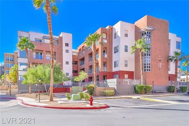 51 E Agate Avenue #508, Las Vegas, NV 89123 (MLS #2342315) :: The TR Team