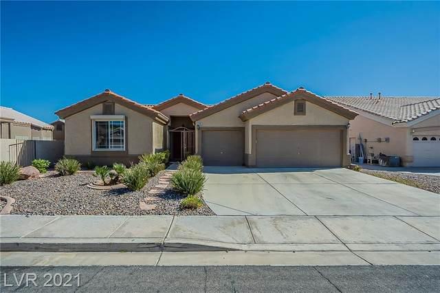 4240 Flaming Ridge Trail, Las Vegas, NV 89147 (MLS #2342320) :: Keller Williams Realty