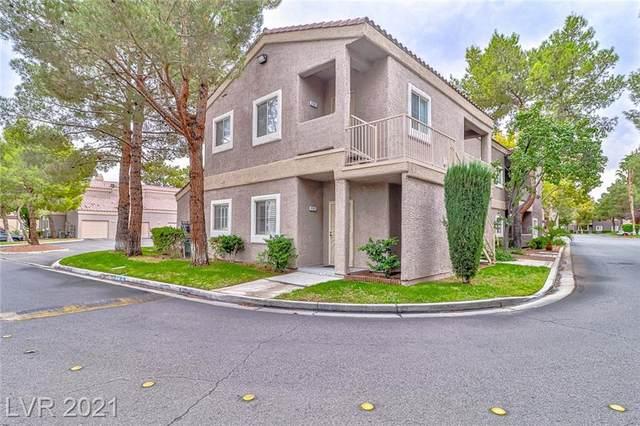 5250 S Rainbow Boulevard #2161, Las Vegas, NV 89118 (MLS #2342324) :: Coldwell Banker Premier Realty