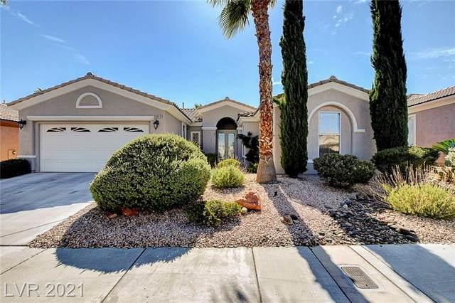 10591 Angelo Tenero Avenue, Las Vegas, NV 89135 (MLS #2342330) :: Keller Williams Realty