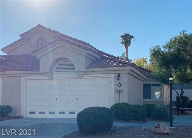 817 Yacht Harbor Drive, Las Vegas, NV 89145 (MLS #2342332) :: Keller Williams Realty