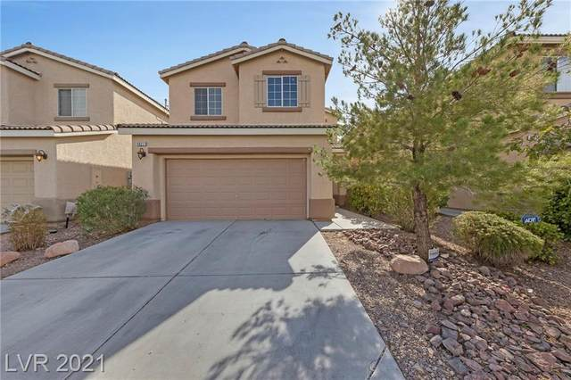 9027 Sheffield Garden Avenue, Las Vegas, NV 89148 (MLS #2342345) :: Hebert Group | eXp Realty