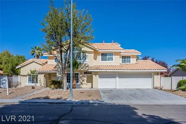 1116 Hollowbluff Avenue, North Las Vegas, NV 89031 (MLS #2342346) :: Coldwell Banker Premier Realty
