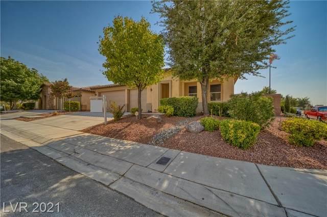 5851 Al Fresco Avenue, Pahrump, NV 89061 (MLS #2342353) :: Jeffrey Sabel