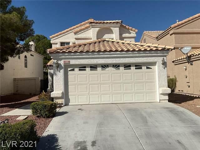 1301 Pacific Terrace Drive, Las Vegas, NV 89128 (MLS #2342356) :: Jeffrey Sabel