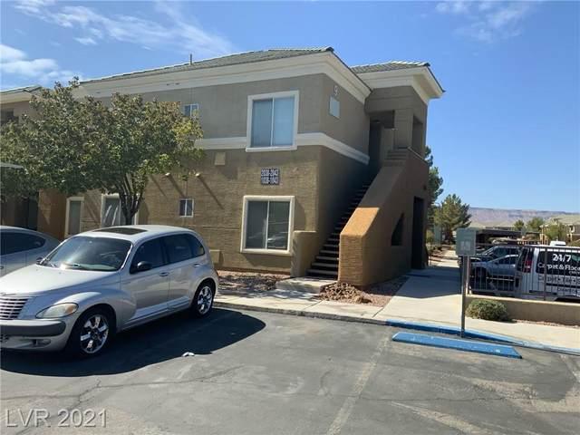 8070 W Russell Road #1043, Las Vegas, NV 89113 (MLS #2342357) :: The Melvin Team