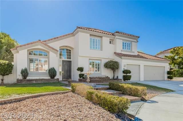 9421 Drew Court, Las Vegas, NV 89117 (MLS #2342363) :: Signature Real Estate Group