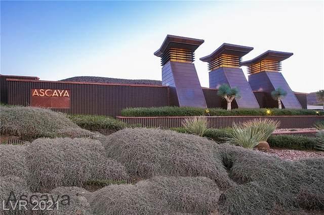 33 Rockstream Drive, Henderson, NV 89012 (MLS #2342372) :: The Perna Group