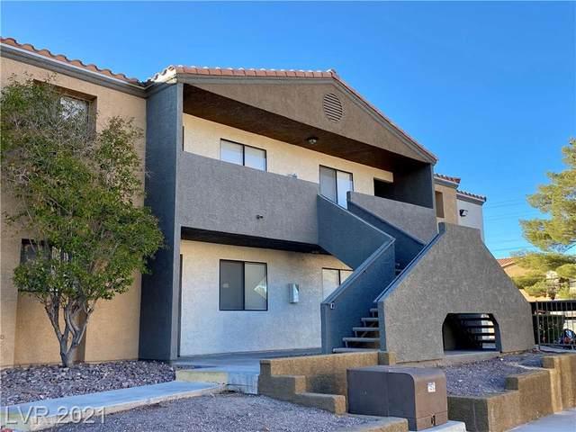 3151 Soaring Gulls Drive #2201, Las Vegas, NV 89128 (MLS #2342380) :: Jeffrey Sabel