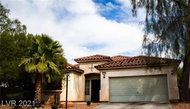 10518 Santerno Street, Las Vegas, NV 89141 (MLS #2342383) :: Keller Williams Realty