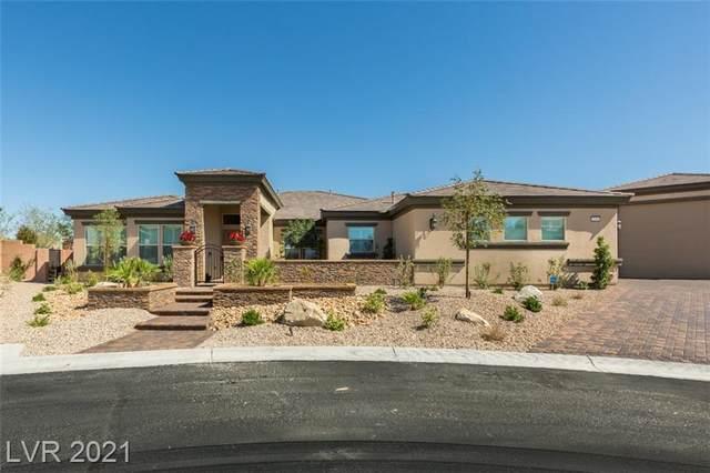 6274 Braided Romel Court, Las Vegas, NV 89131 (MLS #2342385) :: The Shear Team