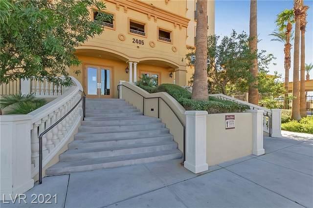2405 W Serene Avenue #807, Las Vegas, NV 89123 (MLS #2342386) :: Coldwell Banker Premier Realty
