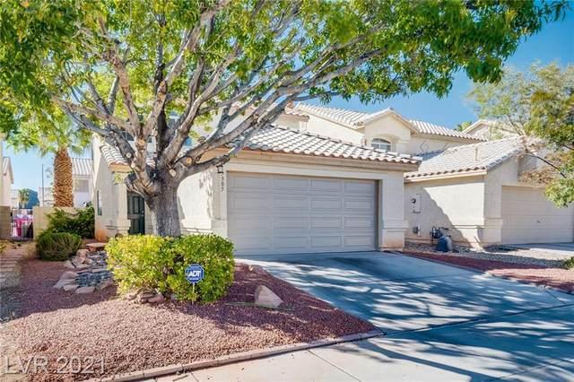 7505 Jockey Avenue, Las Vegas, NV 89130 (MLS #2342394) :: Jeffrey Sabel