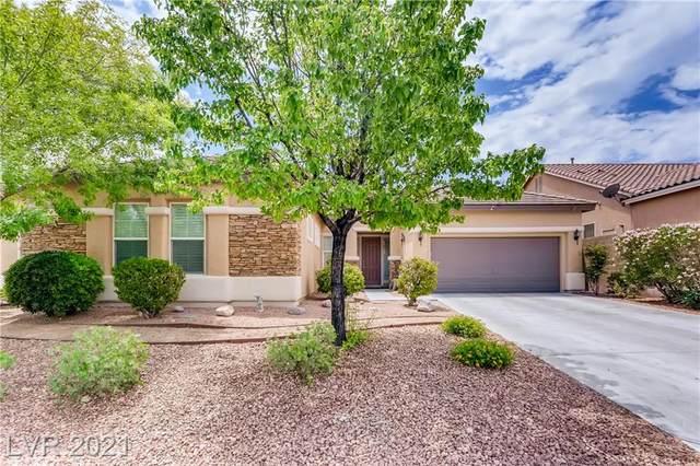 9525 Quiet Valley Avenue, Las Vegas, NV 89149 (MLS #2342395) :: Keller Williams Realty