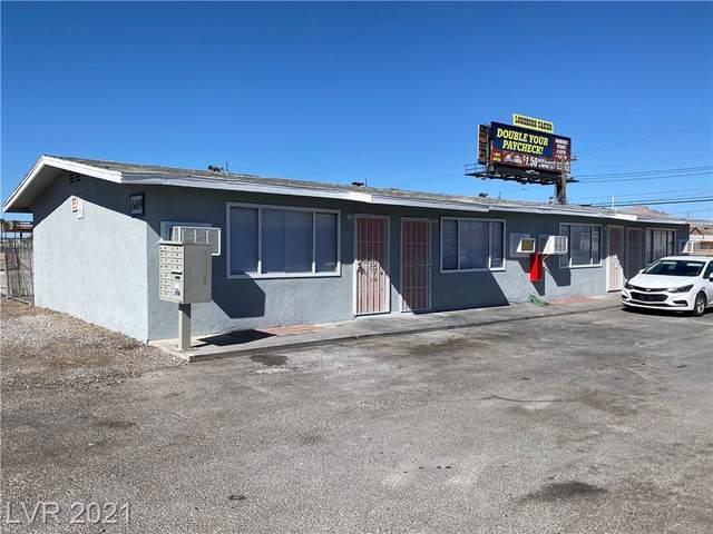 6009 Clark Street, Las Vegas, NV 89122 (MLS #2342396) :: Signature Real Estate Group