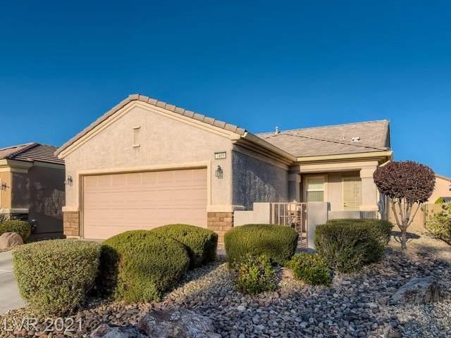 7409 Goosander Street, North Las Vegas, NV 89084 (MLS #2342398) :: The Wright Group