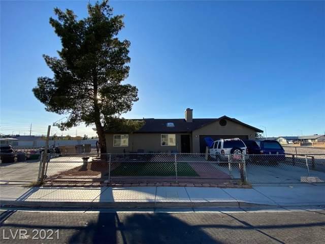 1009 M Street, Las Vegas, NV 89106 (MLS #2342402) :: The Melvin Team