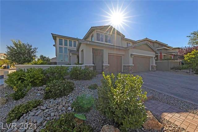 10527 Frosted Sky Way, Las Vegas, NV 89135 (MLS #2342403) :: Lindstrom Radcliffe Group