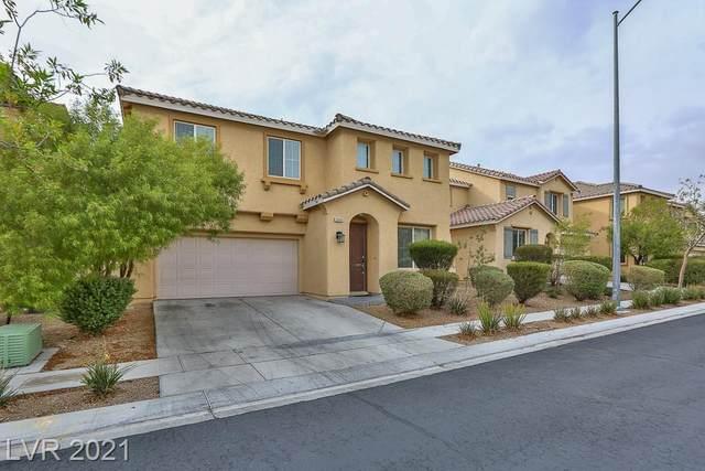 5649 Nobleton Court, Las Vegas, NV 89081 (MLS #2342411) :: Jeffrey Sabel
