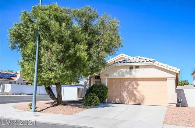 7816 Quill Gordon Avenue, Las Vegas, NV 89149 (MLS #2342419) :: Keller Williams Realty