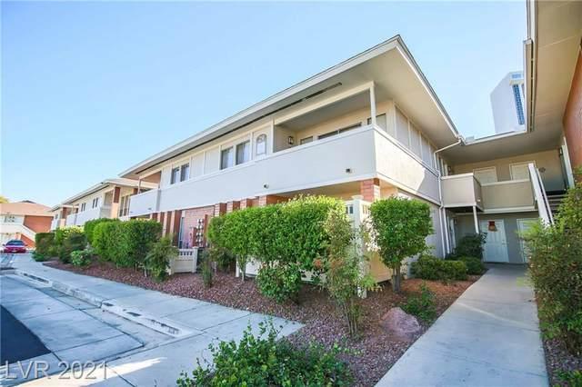 2831 Geary Place #2920, Las Vegas, NV 89109 (MLS #2342420) :: Jeffrey Sabel
