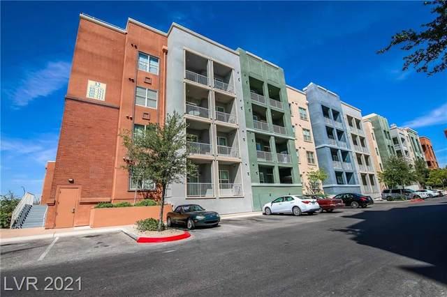 32 E Serene Avenue #321, Las Vegas, NV 89123 (MLS #2342422) :: Coldwell Banker Premier Realty