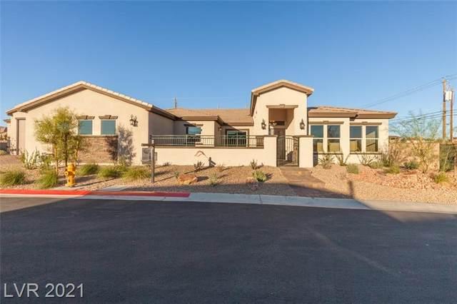 5861 Noah Springs Court, Las Vegas, NV 89149 (MLS #2342423) :: The Shear Team