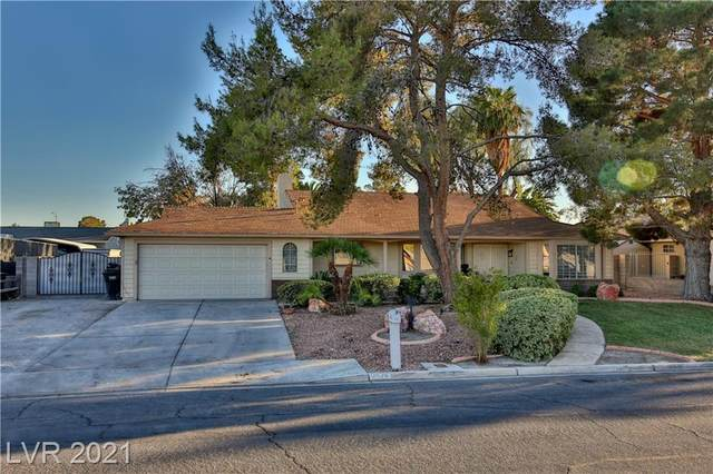 4343 W Red Coach Avenue, North Las Vegas, NV 89031 (MLS #2342433) :: Coldwell Banker Premier Realty