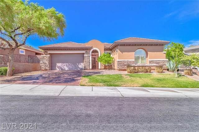 11740 Corrigan Place, Las Vegas, NV 89138 (MLS #2342436) :: Alexander-Branson Team | Realty One Group