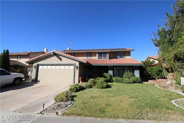 1521 Becky Lane, Boulder City, NV 89005 (MLS #2342439) :: The Wright Group