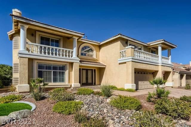 4542 Grey Spencer Drive, Las Vegas, NV 89141 (MLS #2342441) :: Lindstrom Radcliffe Group