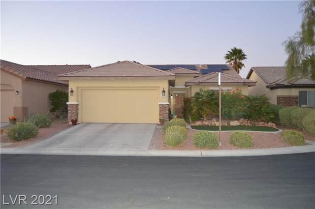 6136 Tatinger Court, Las Vegas, NV 89122 (MLS #2342459) :: Keller Williams Realty