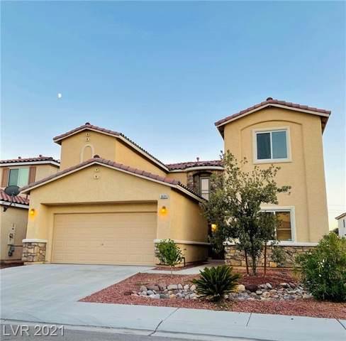 3625 Rubio Sun Avenue, North Las Vegas, NV 89081 (MLS #2342469) :: Custom Fit Real Estate Group