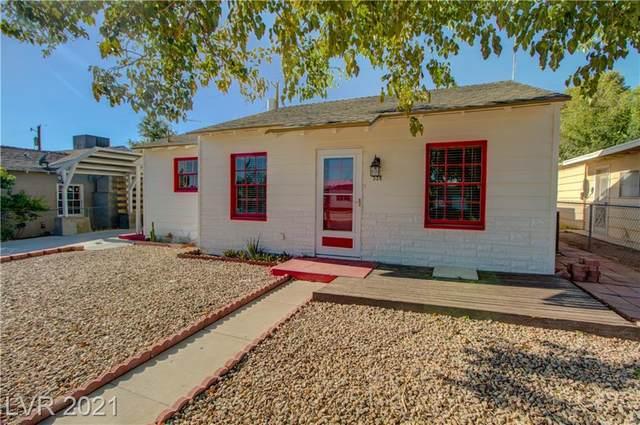 524 Hopi Place, Boulder City, NV 89005 (MLS #2342488) :: Signature Real Estate Group