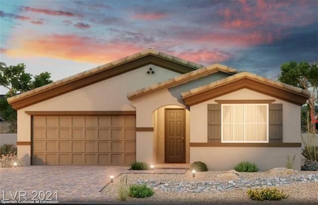 668 Cobblestone Way Lot 95, Mesquite, NV 89027 (MLS #2342504) :: Custom Fit Real Estate Group