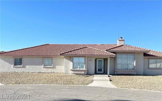 9180 W Washburn Road, Las Vegas, NV 89149 (MLS #2342517) :: Coldwell Banker Premier Realty