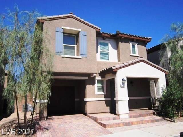 172 Belmont Canyon Place, Henderson, NV 89015 (MLS #2342524) :: Coldwell Banker Premier Realty