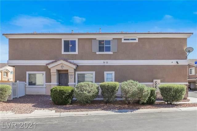 3520 Hazelnut Pine Place #3, North Las Vegas, NV 89084 (MLS #2342526) :: The Wright Group