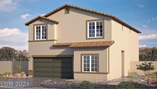 7945 Rutilant Court Lot 300, North Las Vegas, NV 89084 (MLS #2342536) :: The Perna Group