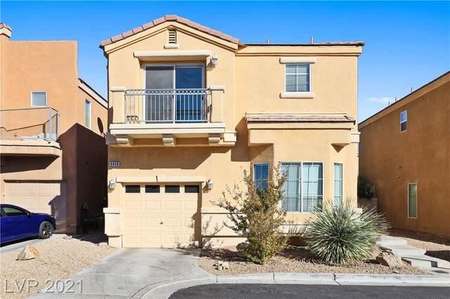 9458 Ore Cart Street, Las Vegas, NV 89178 (MLS #2342541) :: Coldwell Banker Premier Realty