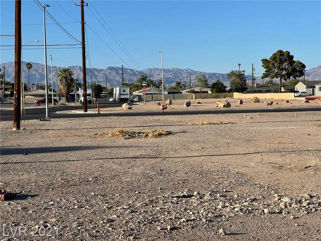 Harrison Street, Las Vegas, NV 89106 (MLS #2342544) :: Coldwell Banker Premier Realty